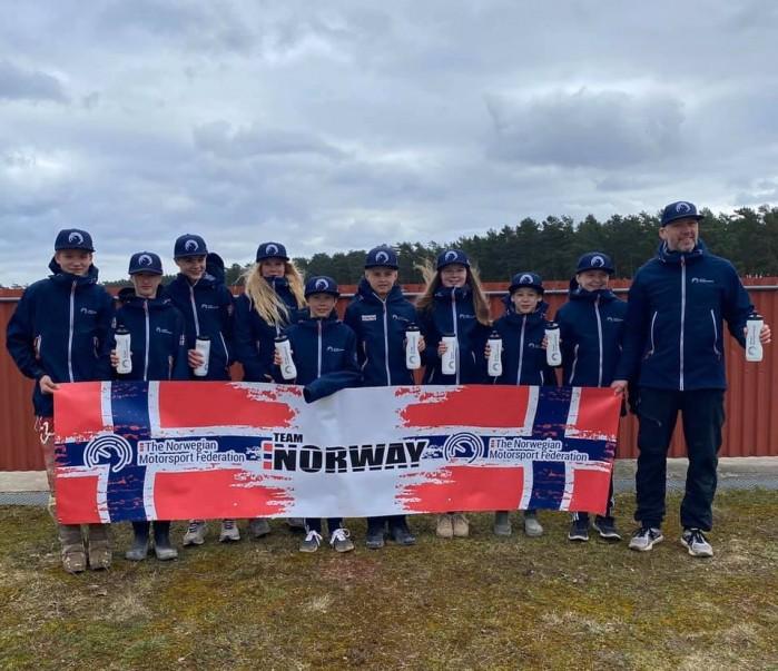Oyz i team Norway