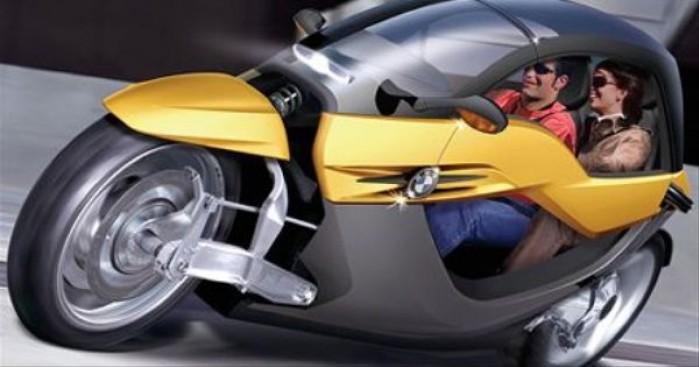 bmw c1 moto