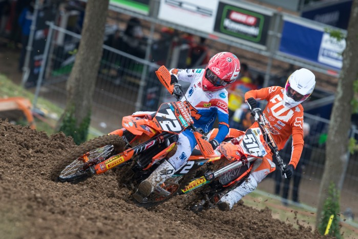 St Jean d Angely Liam Everts