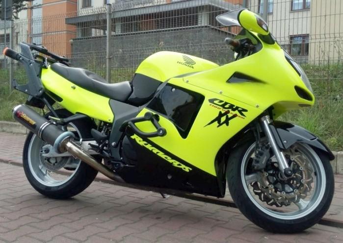 CBR1000XX Blackbird