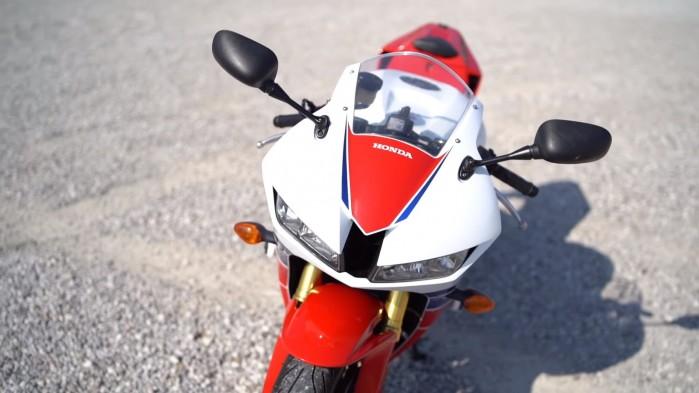 Honda CBR 600 RR 2014 przod
