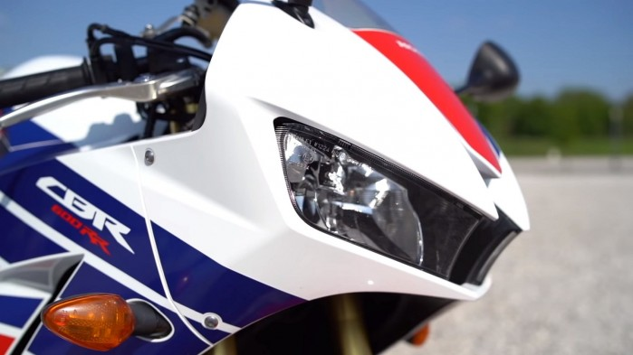 Honda CBR 600 RR 2014 reflektor
