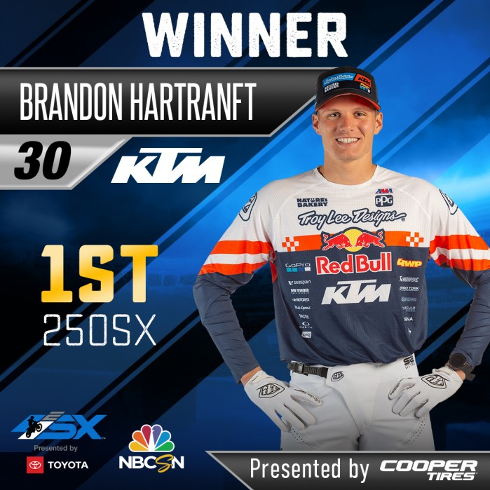 SX eSports Brandon Hartranft