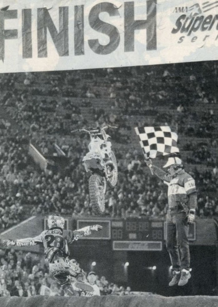 Deegan Supercross