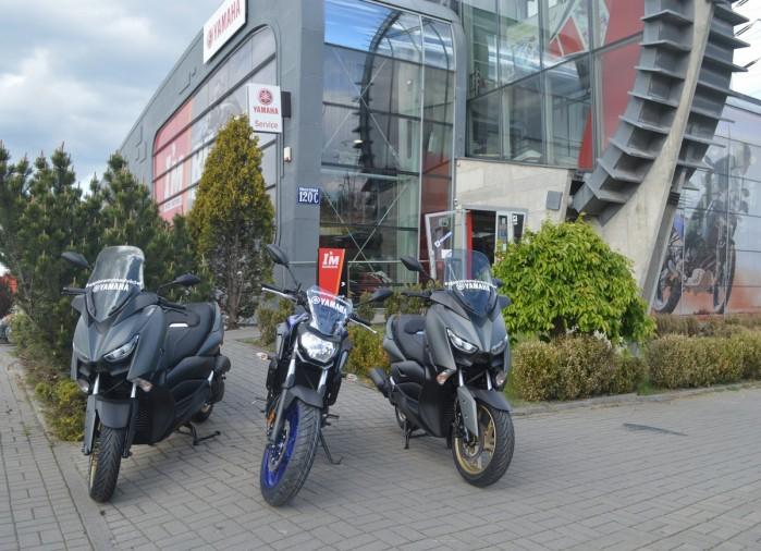 Yamaha wspiera medykow 1