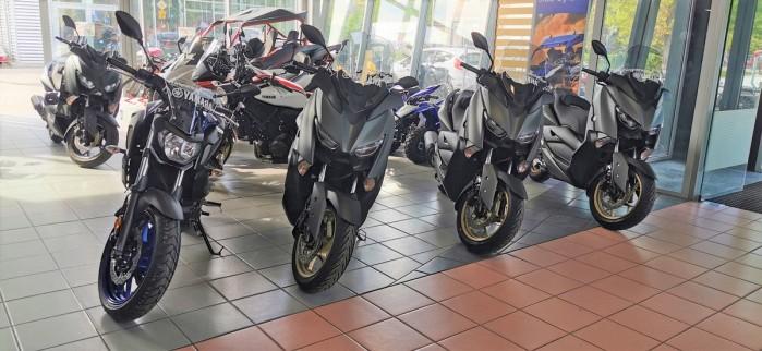 Yamaha wspiera medykow 2