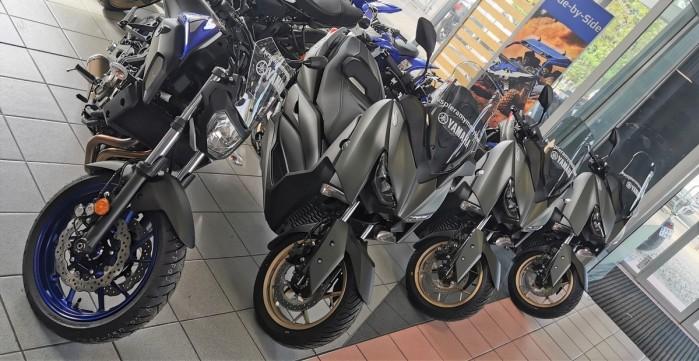 Yamaha wspiera medykow 3