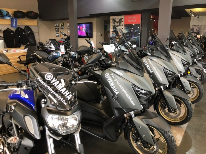 Yamaha wspiera medykow 7