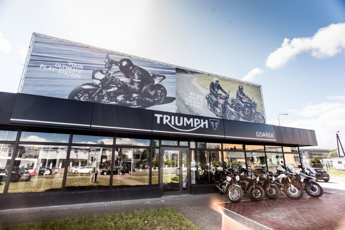 Salon Triumph Trojmiasto 2