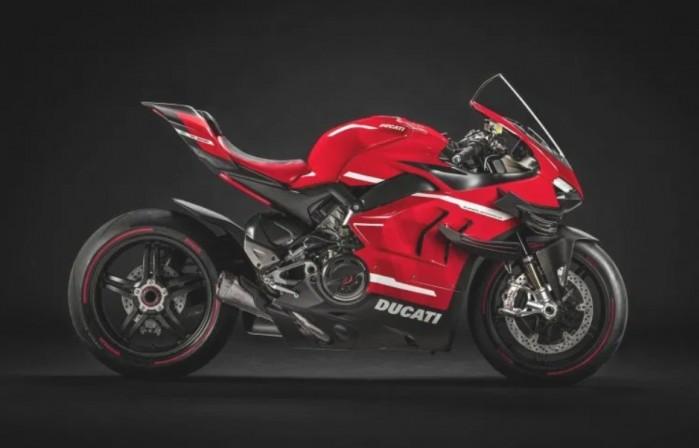 Ducati Superleggera v4