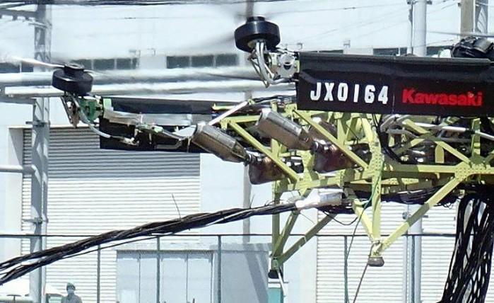051920 kawasaki jx0164 hybrid drone close up