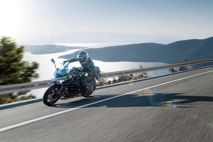 Kawasaki Ninja 1000SX 202003