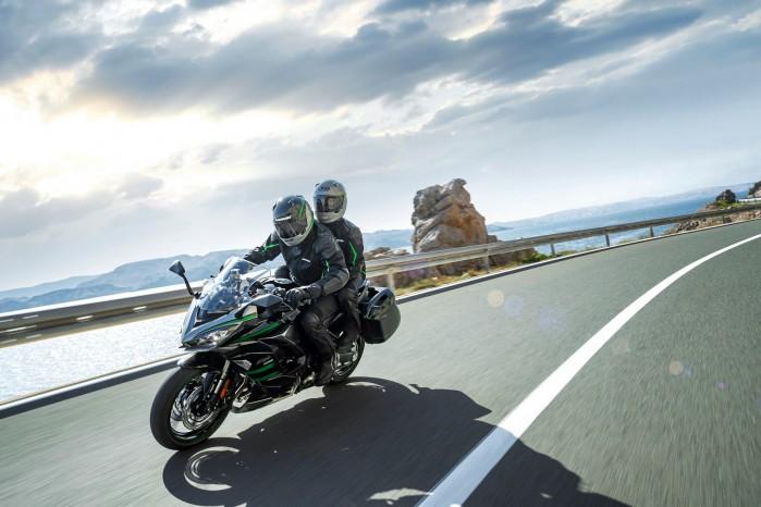 Kawasaki Ninja 1000SX 202009