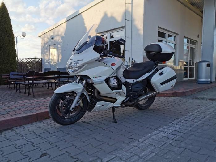 Uzywane Moto Guzzi Norge GT 8V profl