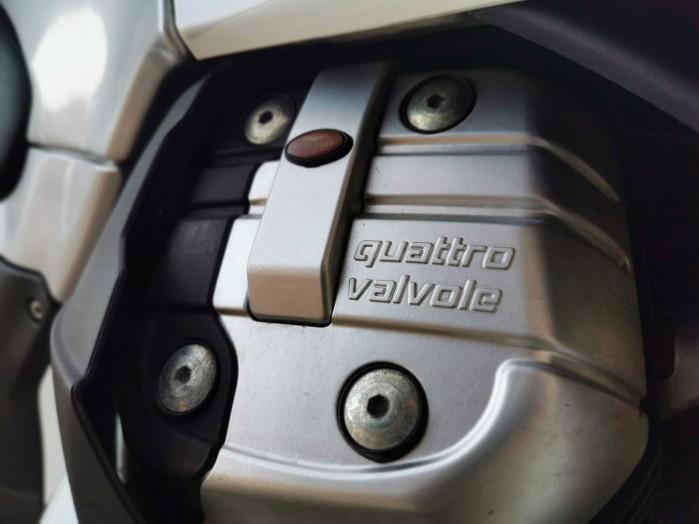 Uzywane Moto Guzzi Norge GT 8V silnik