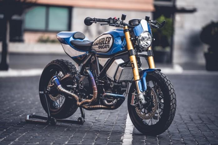 Scrambler1100 custom 1