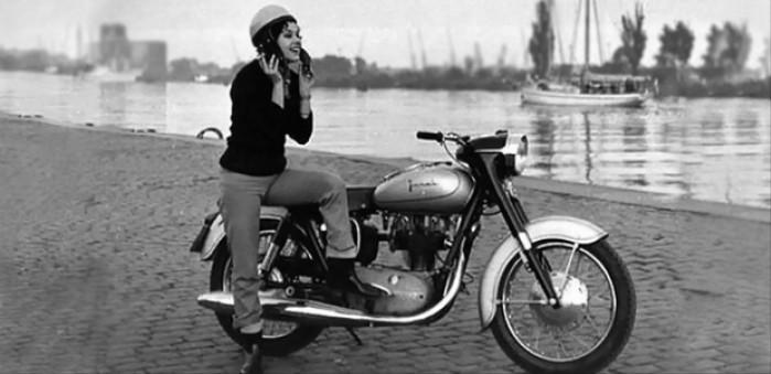 Polskie reklamy motocykli