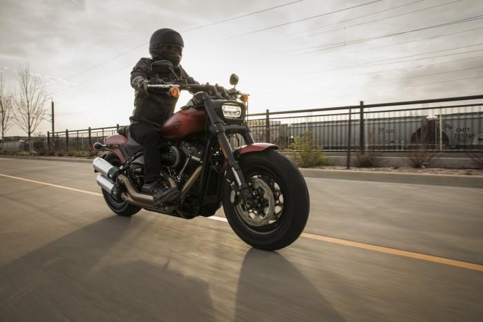 Harley on Tour 1