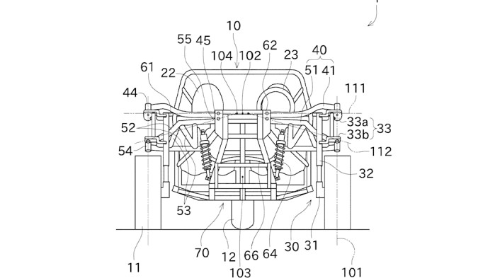 052720 Kawasaki three wheeler patent fig 2