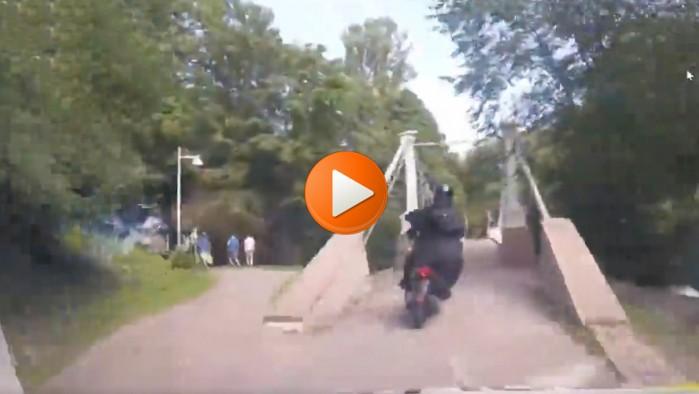 ucieczka skuter