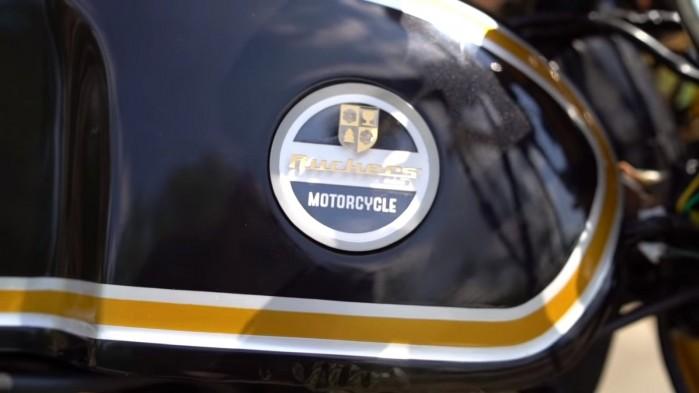 Ruckers Motorcycle logo