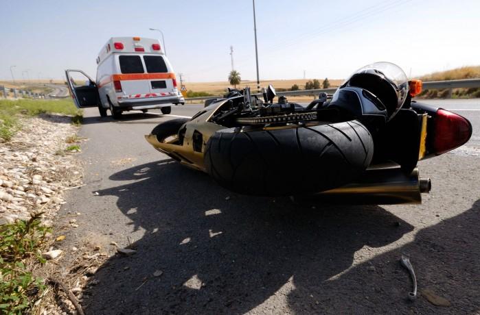 wypadek moto