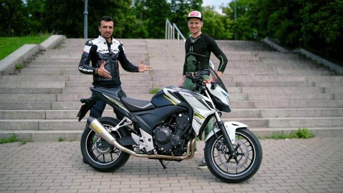Honda CB 500F 2015 Barry