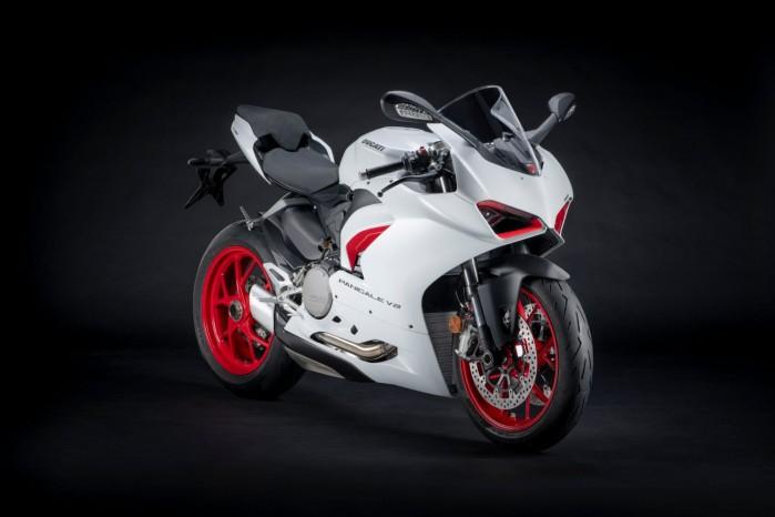 Ducati PanigaleV2 WhiteRosso 01