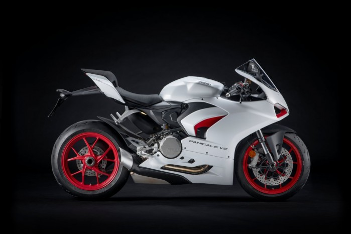 Ducati PanigaleV2 WhiteRosso 03