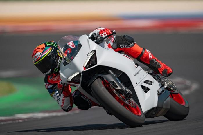 Ducati PanigaleV2 WhiteRosso 08