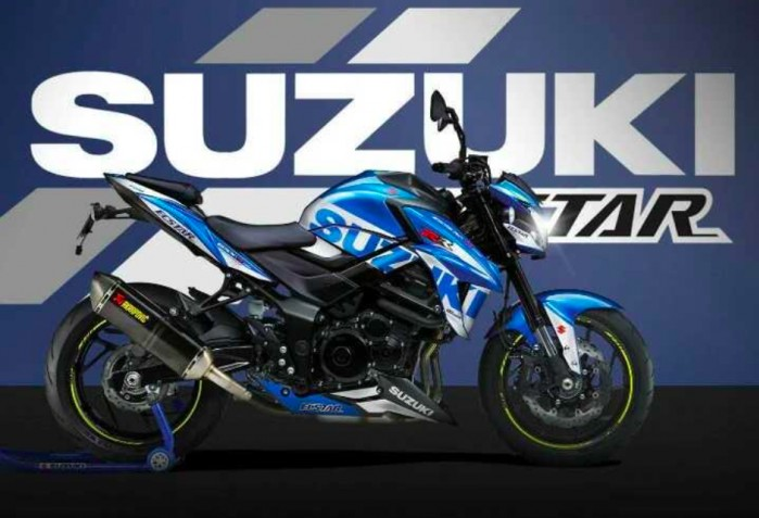 Suzuki gsxs750 motogp 2