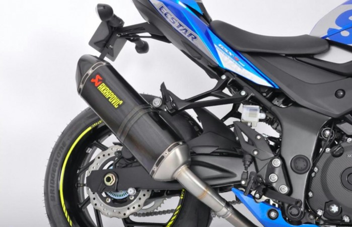 Suzuki gsxs750 motogp 3