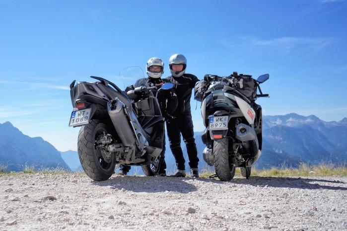 Motocyklem do chorwacji