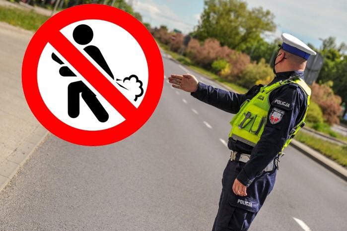 policja wiatry