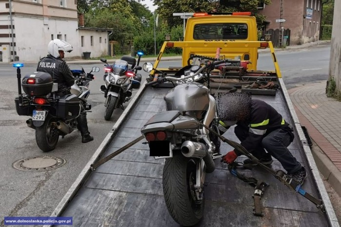 jelenia gora motocyklista 1