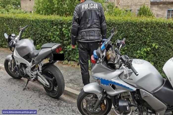 jelenia gora motocyklista 2