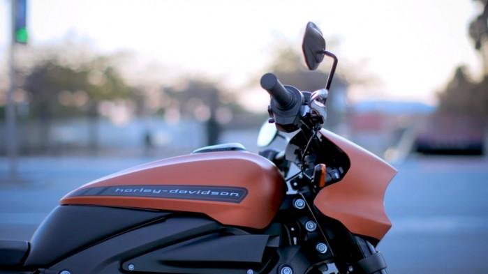 Harley Davidson LiveWire test