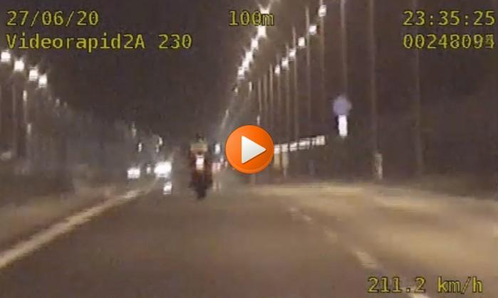 ucieczka przed policja warszawa