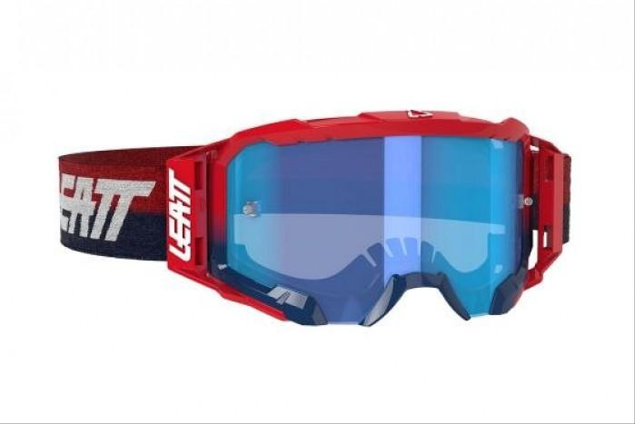 gpx goggles 55 0002 leatt goggle velocity 5.5 red 8020001060