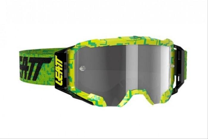 gpx goggles 55 0004 leatt goggle velocity 5.5 lime 8020001050