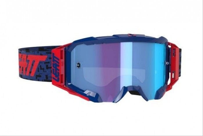 gpx goggles 55iriz 0001 leatt goggle velocity 5.5iriz royal 8020001030
