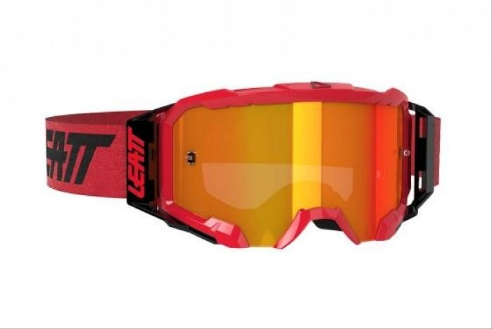 gpx goggles 55iriz 0002 leatt goggle velocity 5.5iriz red 8020001025