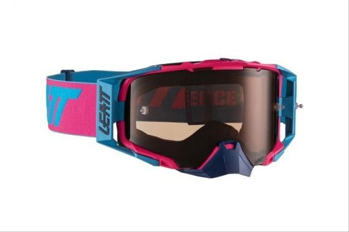 leatt goggle velocity6.5 pinkcyan primary 8019100036