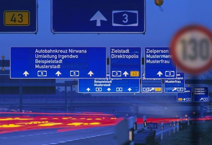 Niemieckie autostrady platne