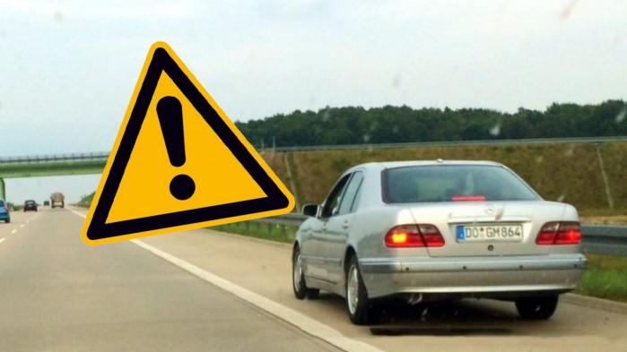 oszusci wyludzenia autostrada