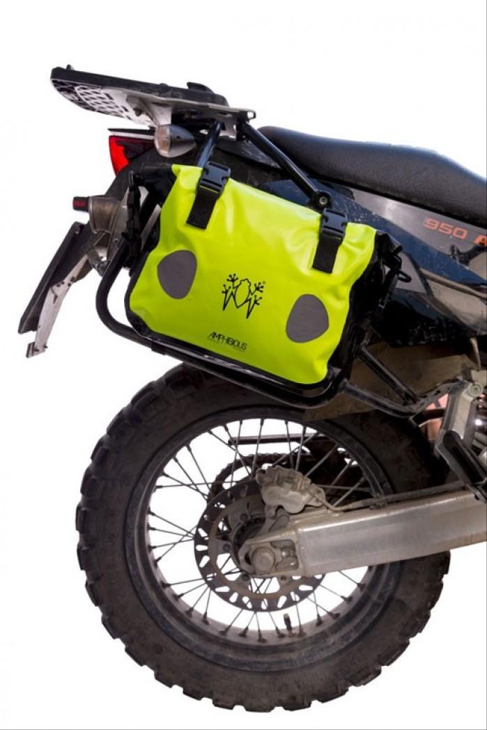 sidebag fluo moto side 1