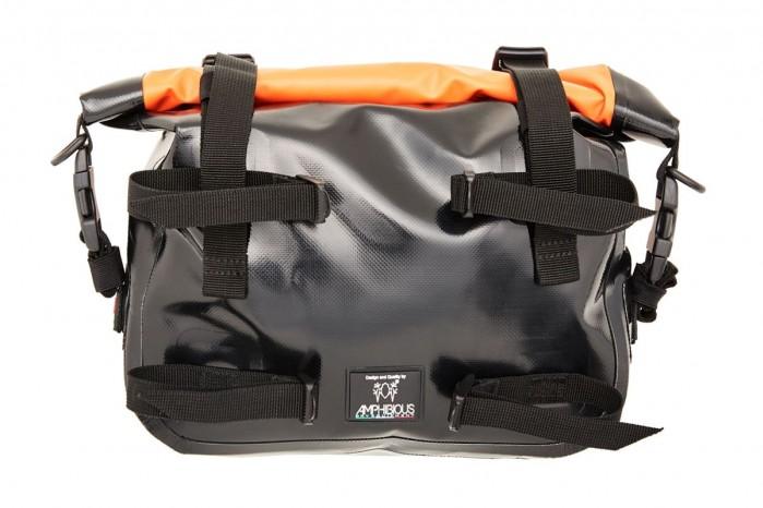 sidebag orange back