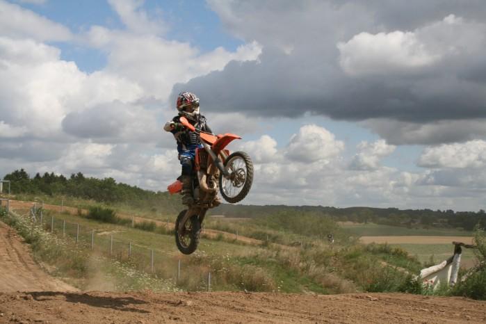 motocross trening