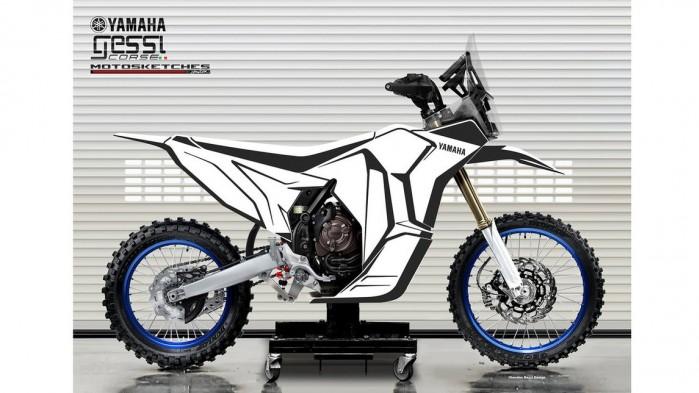 Yamaha Tenere700 RallyRacer 02