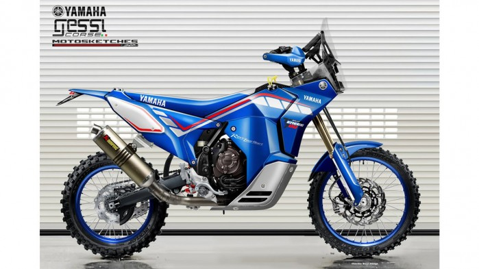Yamaha Tenere700 RallyRacer 03